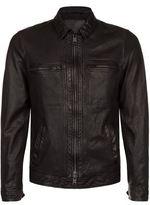 Allsaints Allsaints Lark Leather Biker Jacket