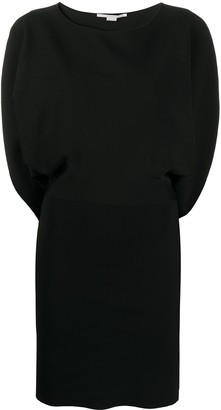 Stella McCartney Split-Sleeve Fitted Dress