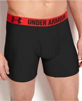 """Under Armour Men's HeatGear 6"""" BoxerJock 2-Pack"""