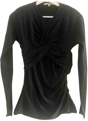 Carven Grey Wool Knitwear for Women
