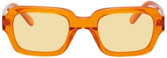 Han Kjobenhavn Orange Code Trans Sunglasses