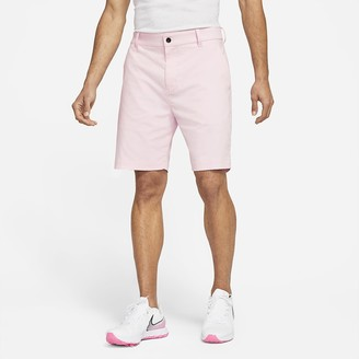 "Nike Men's 9"" Golf Chino Shorts Dri-FIT UV"