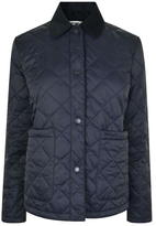 Barbour Summer Cropped Border Quilted Jacket