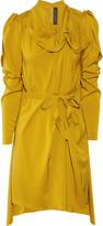Roland Mouret Nelly stretch parachute-silk dress
