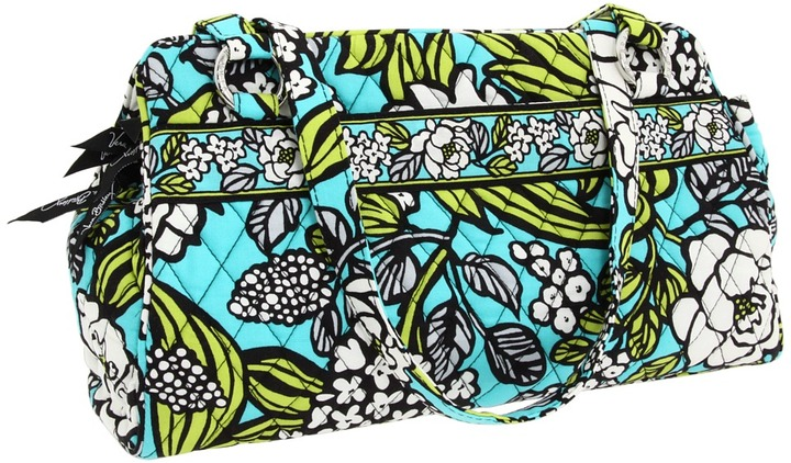 Vera Bradley Whitney (Island Blooms) - Bags and Luggage