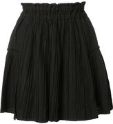 Apiece Apart Gathered Mini Skirt