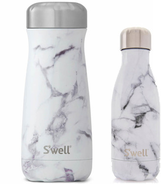 Swell S'well Marble-ous Bottle Set (Worth 60)