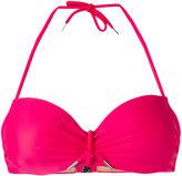 Marlies Dekkers Musubi plunge bikini top - women - Nylon/Polyester/Spandex/Elastane - 70C