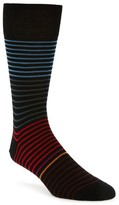 Paul Smith Men's Cornelius Stripe Socks