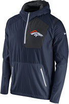 Nike Men's Denver Broncos Vapor Speed Fly Rush Hooded Jacket