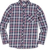 Element Men's Buffalo Plaid Cotton Shirt