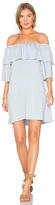 Rachel Pally Kylian Dress in Baby Blue. - size L (also in M,S,XS)