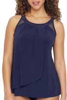 Miraclesuit Illusionists Ursula Underwire Tankini Top DD-Cups