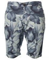 Armani Jeans Swirl Pattern Bermuda Shorts