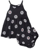 Splendid Baby Girl's Daisy Dress & Bloomers Set