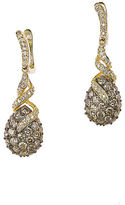 LeVian Diamond 14K Yellow Gold Drop Earrings, 2.36 TCW