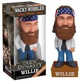 "Duck Dynasty ""Willie Robertson"" Talking Bobble Head"