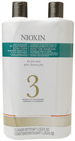 Nioxin System 3 Cleanser and Scalp Therapy Duo