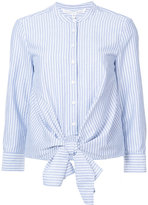 Veronica Beard striped shirt - women - Cotton - 2