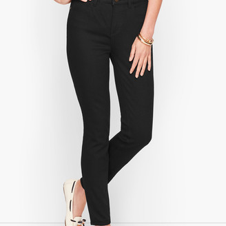 Talbots Denim Jegging- Black