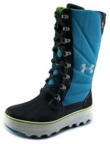 Under Armour Clackamas 200 Women Round Toe Synthetic Blue Winter Boot.