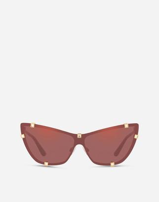 Dolce & Gabbana Griffes & Stones Sunglasses