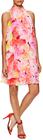 Eliza J-floral print tier shift dress