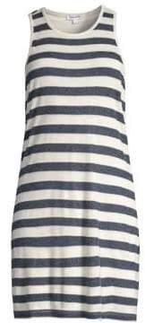 Splendid Women's Todos Stripe Tank Dress - Navy - Size XS