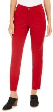 Style&Co. Style & Co Curvy-Fit Skinny Fashion Jeans, Created for Macy's