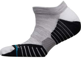 Stance Mens Short Game Cushioned Golf Low Socks Grey/White/Black
