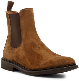 Frye Seth Suede Chelsea Boots
