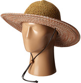 San Diego Hat Company UBL6483 4 Inch Brim Sun Hat with Adjustable Chin Cord