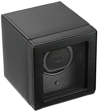 Wolf Unisex 461103 Cub Single Analog Display Watch Winder with Cover
