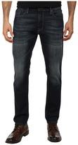 Mavi Jeans Jake Regular Rise Slim Leg in Dark Shaded Yaletown