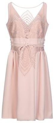 SONIA FORTUNA Knee-length dress