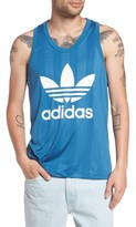adidas Men's Trefoil Graphic Tank