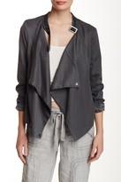 Marrakech Brownyn Asymmetric Jacket