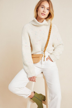 Anthropologie Charlotte Turtleneck Sweater