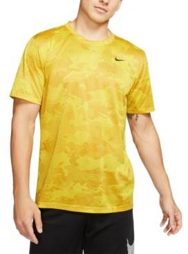 Nike Men's Dri-fit Camo T-Shirt