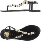 GIOSEPPO Toe strap sandals - Item 44919426