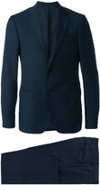 Z Zegna classic fitted suit - men - Cupro/Wool - 46