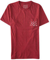 Aeropostale Mens Free State Gramercy Hockey Graphic T Shirt