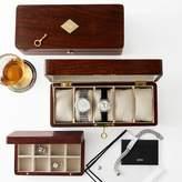 Wood Cufflink Box