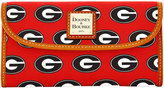 Dooney & Bourke Georgia Bulldogs Large Continental Clutch