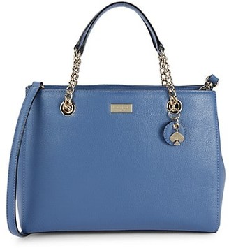 Kate Spade Meena Constellation Leather Top Handle Bag
