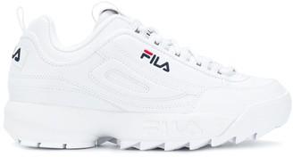Fila ridged sole Disruptor sneakers
