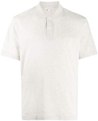 James Perse relaxed-fit polo shirt