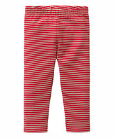 Oilily Red Stripe Tiska Leggings - Infant Toddler & Girls