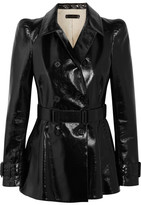 Bottega Veneta Patent-leather Jacket - Black