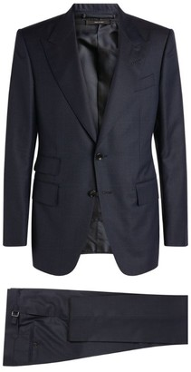 Tom Ford Shelton Wool Suit